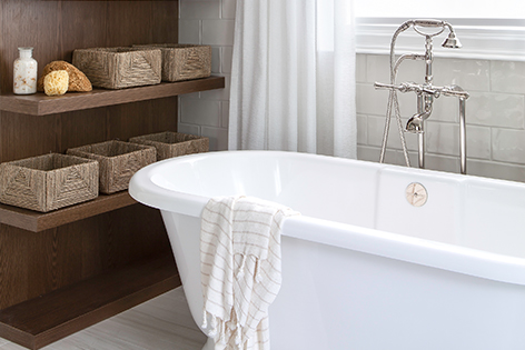 Bedford Park Master Bath