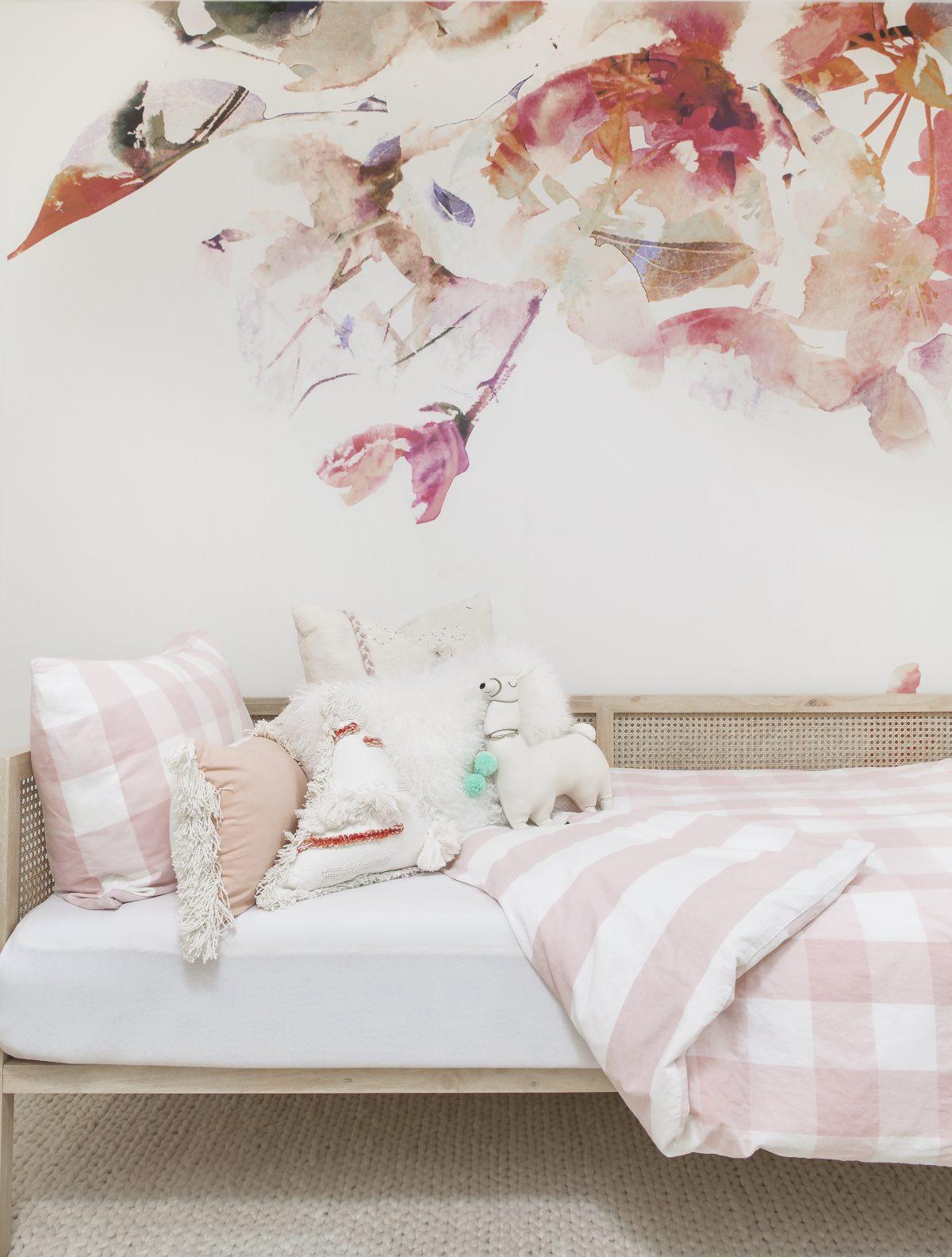 Get The Look: Project Woburn – Ari's Bedroom