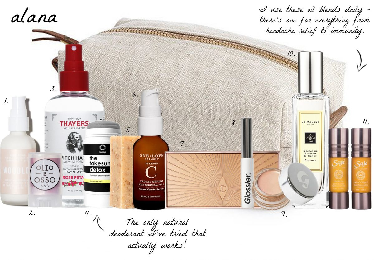 Collective Covets: What's In Our Makeup Bags