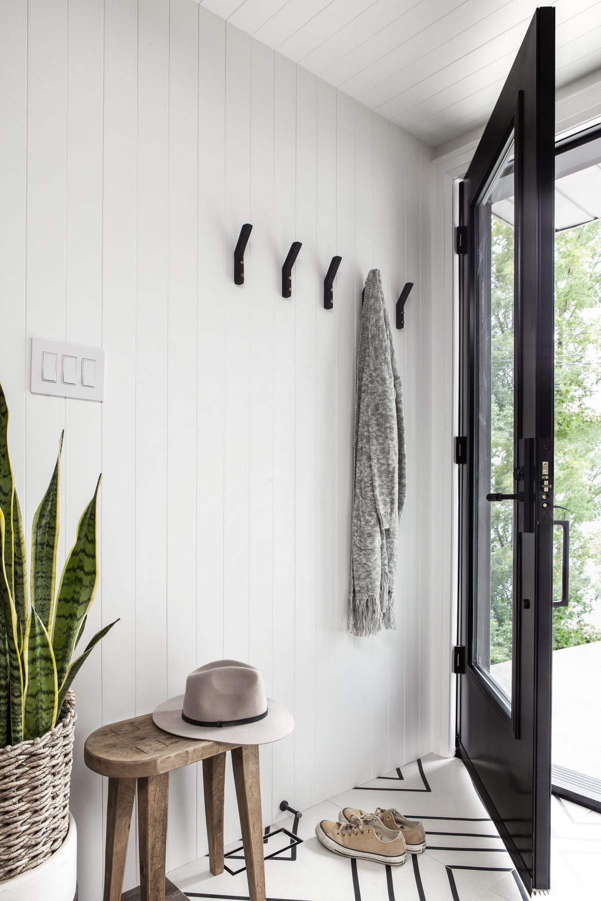Get The Look: Project Rushton Back Entry