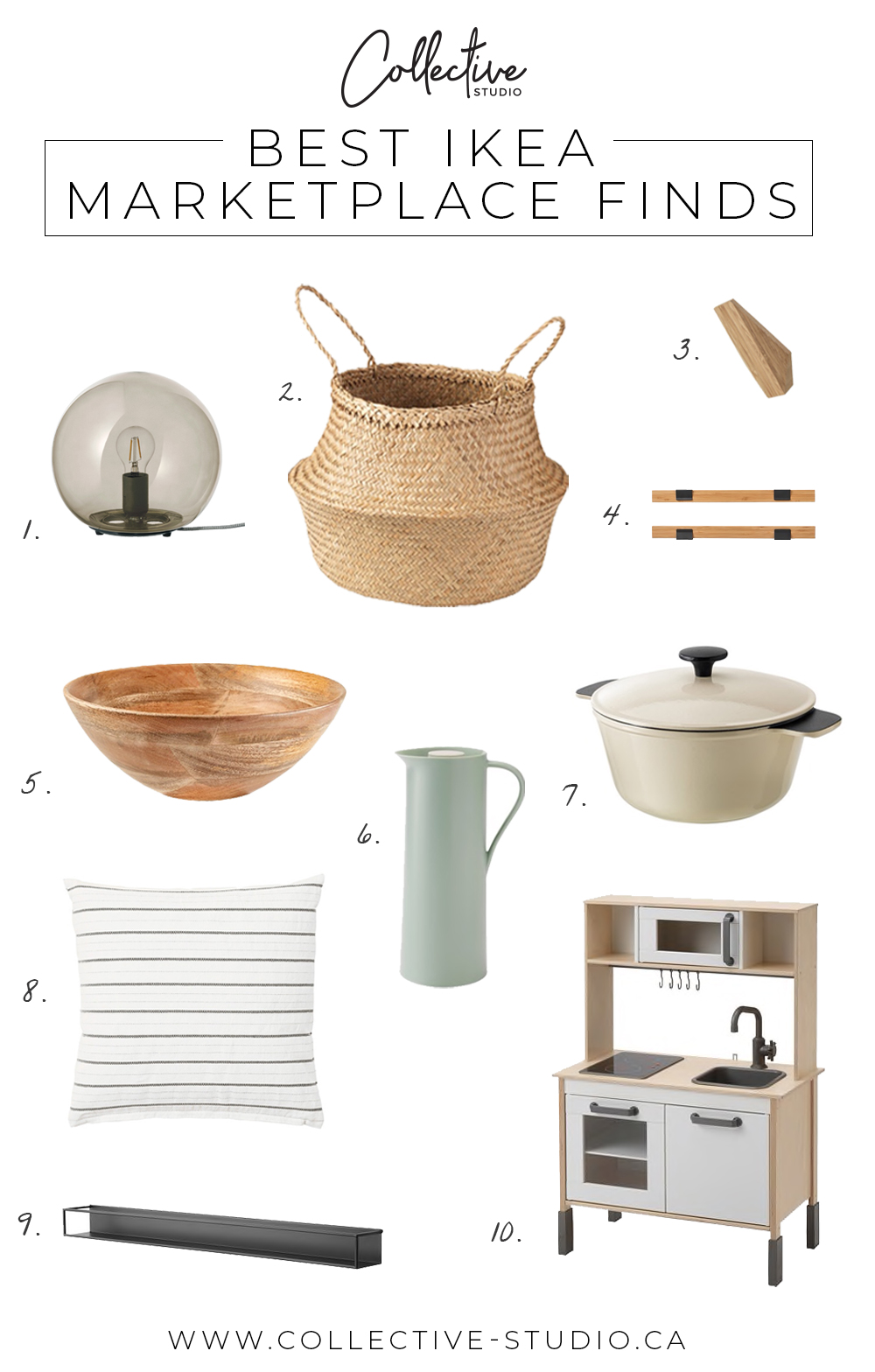 10 Things: Ikea Marketplace Finds