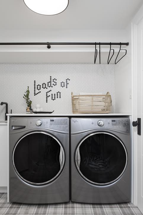 Jordy's Laundry Room